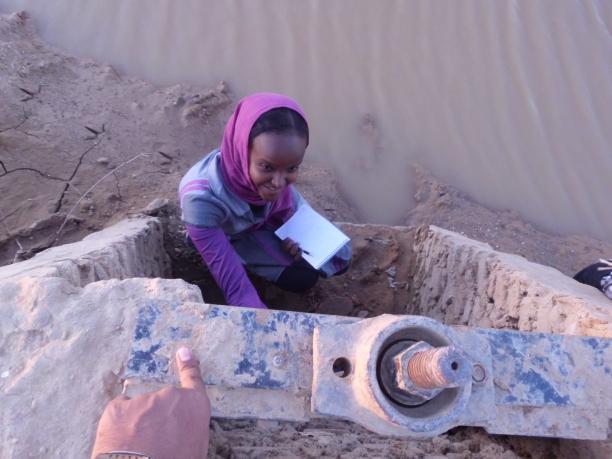 Amna: projetos para regiões áridas no Sudão
