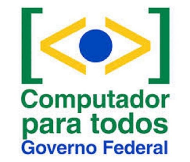 Tela praticamente imutável com o símbolo do programa do governo Lula irritava novos proprietários - Fonte: Renato Siqueira/conversadigital.com