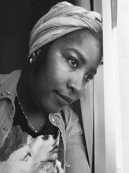 Solila de Almeida, guineense estudante de Design.